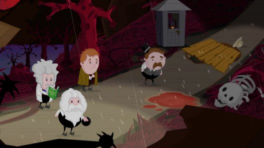 Screenshot for Mystery of Woolley Mountain, The 5