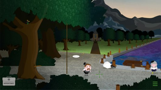 Screenshot for Mystery of Woolley Mountain, The 1
