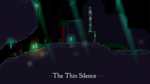 The Thin Silence Box Cover