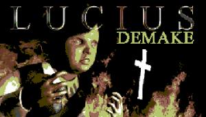 Lucius Demake Box Cover