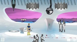 Escape from Pleasure Planet Screenshot #1