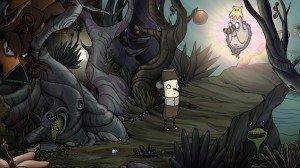 The Inner World: The Last Wind Monk Screenshot #1