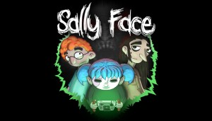 Sally Face: Episode One – Strange Neighbors Box Cover