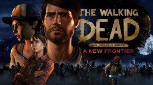 The Walking Dead: A New Frontier - Episode One: Ties That Bind Part I Box Cover