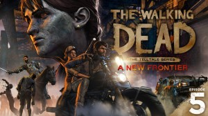 The Walking Dead: A New Frontier - Episode Five: From the Gallows Box Cover