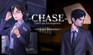 Chase: Cold Case Investigations - Distant Memories Box Cover