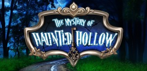 The Mystery of Haunted Hollow Box Cover