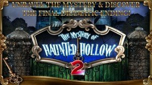 The Mystery of Haunted Hollow 2 Box Cover