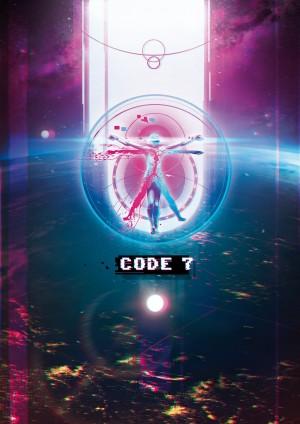 Code 7 Box Cover