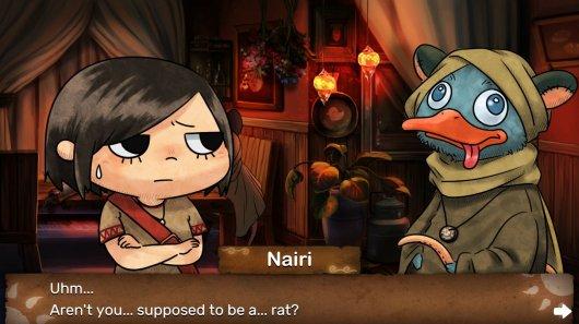 Screenshot for NAIRI: Tower of Shirin 1