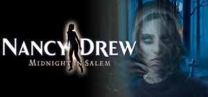 Nancy Drew: Midnight in Salem Box Cover