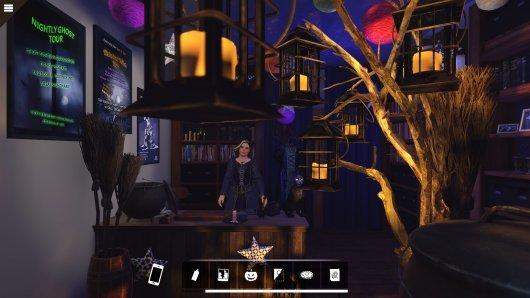 Screenshot for Nancy Drew: Midnight in Salem 2