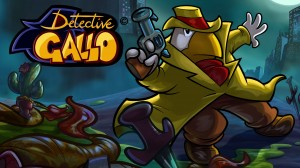 Detective Gallo Box Cover