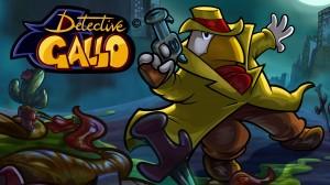 Detective Gallo Box Cover