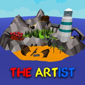 The Artist Box Cover