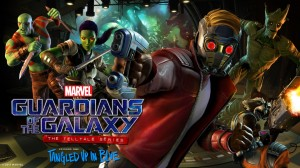 Marvel's Guardians of the Galaxy: The Telltale Series - Episode One: Tangled Up in Blue Box Cover