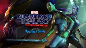 Marvel's Guardians of the Galaxy: The Telltale Series - Episode Three: More than a Feeling Box Cover
