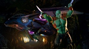 Marvel's Guardians of the Galaxy: The Telltale Series - Episode Four: Who Needs You Box Cover