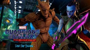 Marvel's Guardians of the Galaxy: The Telltale Series - Episode Five: Don't Stop Believin' Box Cover