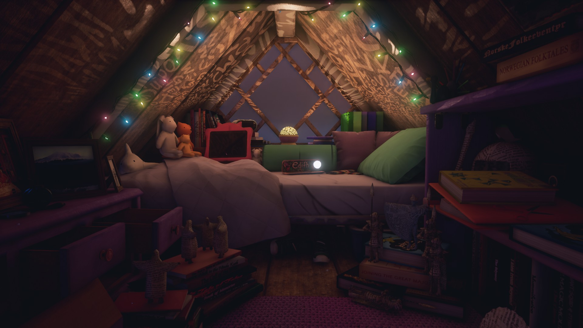 Screenshots For What Remains Of Edith Finch Adventure Game