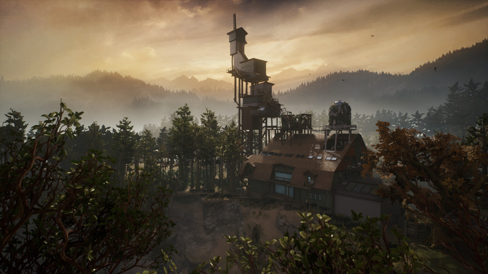 What Remains Of Edith Finch Review Adventure Gamers