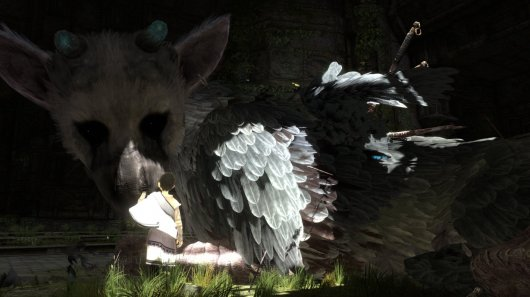 Screenshot for Last Guardian, The 2