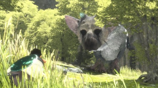 Screenshot for Last Guardian, The 1
