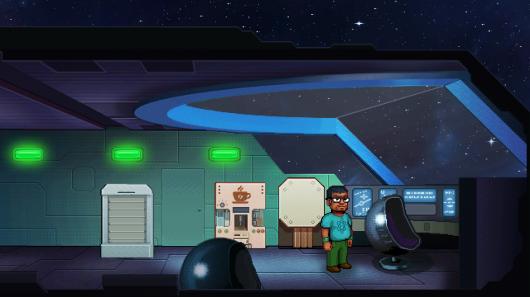 Screenshot for Odysseus Kosmos and his Robot Quest 5