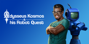 Odysseus Kosmos and his Robot Quest Box Cover