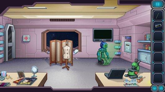 Screenshot for Odysseus Kosmos and his Robot Quest 3