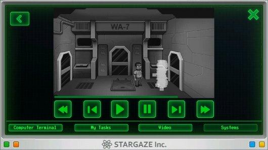 Screenshot for Odysseus Kosmos and his Robot Quest 2