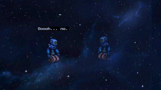Screenshot for Odysseus Kosmos and his Robot Quest 1