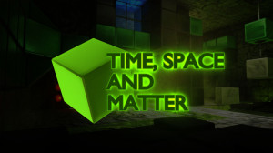 Time, Space and Matter Box Cover