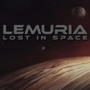 Lemuria: Lost in Space Box Cover