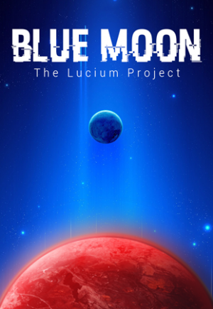 Blue Moon: The Lucium Project Box Cover