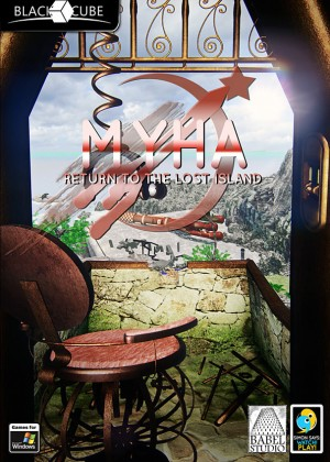 Myha: Return to the Lost Island Box Cover