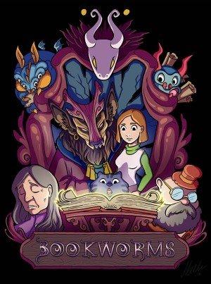 Bookworms Box Cover