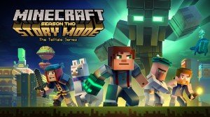Minecraft: Story Mode – Season Two Box Cover