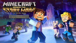 Minecraft: Story Mode – Season Two: Episode 2 – Giant Consequences Box Cover