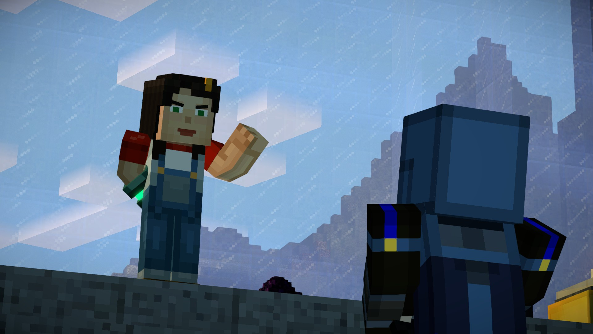 minecraft story mode season 3