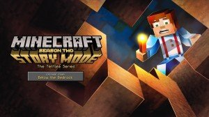 Minecraft: Story Mode – Season Two: Episode 4 – Below the Bedrock Box Cover