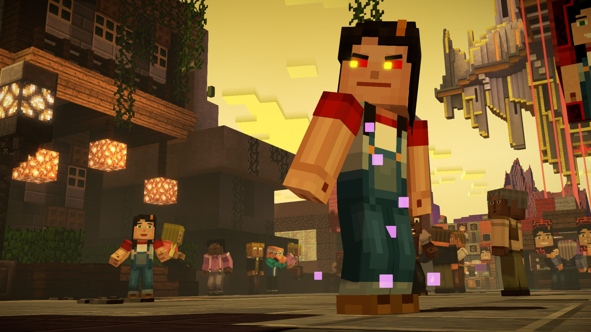 Screenshots For Minecraft Story Mode Season Two Episode 5