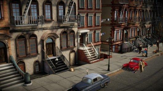 Screenshot for Blacksad: Under the Skin 5