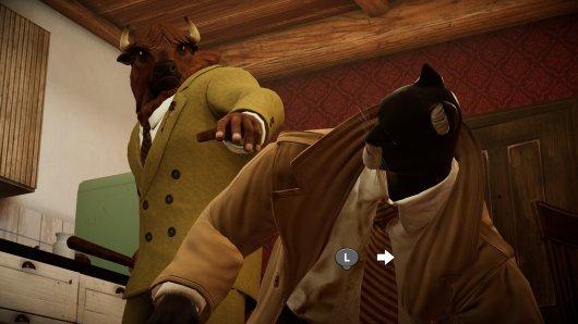Screenshot for Blacksad: Under the Skin 4