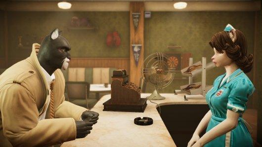 Screenshot for Blacksad: Under the Skin 3