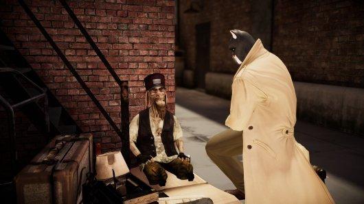 Screenshot for Blacksad: Under the Skin 6