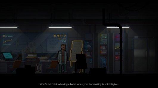 Screenshot for Long Reach, The 2