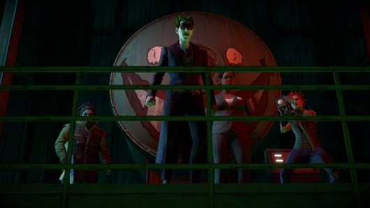 Screenshot for Batman: The Enemy Within – The Telltale Series 6