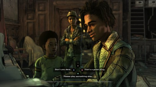 Screenshot for Walking Dead: The Final Season, The 2