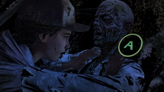 Screenshot for Walking Dead: The Final Season, The 4